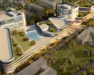欧洲中国科技文化商贸中心项目北京新闻发布会