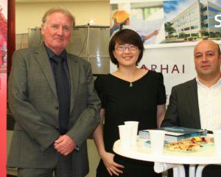 Chinesisches Frühlingsfest in Duisburg im Februar 2016 – Teilnahme und Sponsoring
